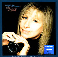 Обложка альбома «The Movie Album» (Barbra Streisand, 2006)