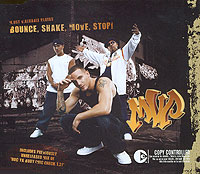 Обложка альбома «Bounce, Shake, Move, Stop!» (Most Valuable Playas, 2006)