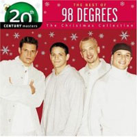 Обложка альбома «Christmas Collection. The Best Of 98 Degrees» (98 Degrees, 2006)