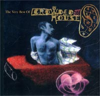 Обложка альбома «Recurring Dream. The Very Best Of Crowded House» (Crowded House, 1996)