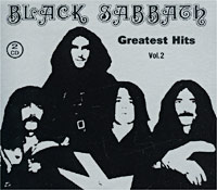 Обложка альбома «Greatest Hits. Volume 2» (Black Sabbath, 2001)