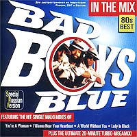 Обложка альбома «In The Mix» (Bad Boys Blue, 2003)