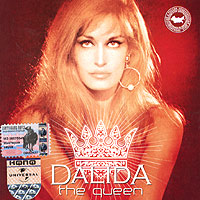 Обложка альбома «The Queen» (Dalida, 2004)