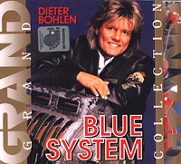 Обложка альбома «Grand Collection. Blue System» (Blue System, 2001)
