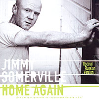 Обложка альбома «Home Again» (Jimmy Somerville, 2004)