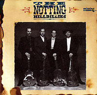 Обложка альбома «Missing… Presumed Having A Good Time» (The Notting Hillbillies, 1990)