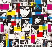Обложка альбома «Once Upon a Time: The Singles» (Siouxsie & The Banshees, 1981)