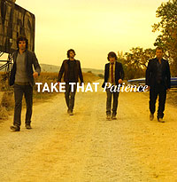 Обложка альбома «Patience» (Take That, 2006)