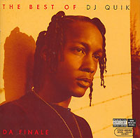 Обложка альбома «The Best Of. Da Finale» (DJ Quik, 2002)