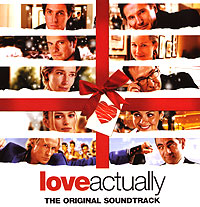 Обложка альбома «Love Actually. The Original Soundtrack» (2003)