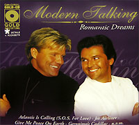 Обложка альбома «Romantic Dreams» (Modern Talking, 2002)