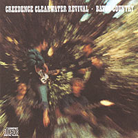 Обложка альбома «Bayou Country» (Creedence Clearwater Revival, 1969)