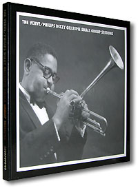 Обложка альбома «The Verve/Philips Dizzy Gillespie Small Group Sessions» (Dizzy Gillespie, 2006)