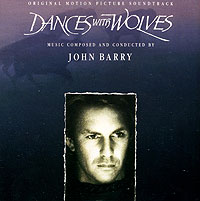 Обложка альбома «Dances With Wolves» (John Barry, 2004)