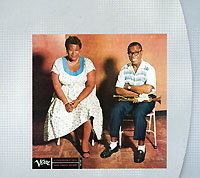 Обложка альбома «Ella Fitzgerald And Louis Armstrong. Ella And Louis» (Ella Fitzgerald, Louis Armstrong, 2000)