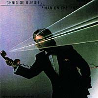 Обложка альбома «Man On The Line» (Chris De Burgh, 1985)
