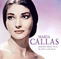 Обложка альбома «Popular Music From Tv,Film And Opera» (Maria Callas, ????)