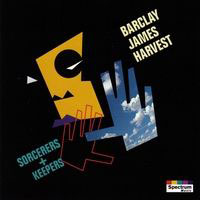Обложка альбома «Sorcerers + Keepers» (Barclay James Harvest, 2006)