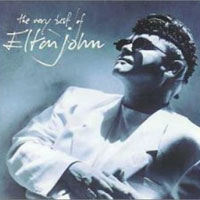 Обложка альбома «The Very Best Of Elton John» (Elton John, 2006)