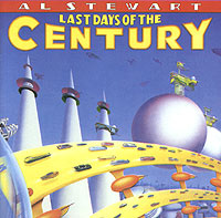 Обложка альбома «Last Days Of The Century» (Al Stewart, 1998)