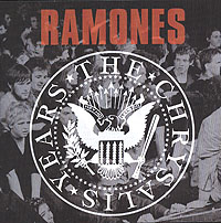 Обложка альбома «Ramones. The Chrysalis Years» (The Ramones, 2002)