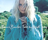 Обложка альбома «Take My Breath Away» (Emma Bunton, 2001)