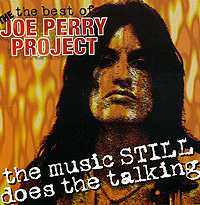 Обложка альбома «Best Of Joe Perry Project» (Joe Perry, 1999)