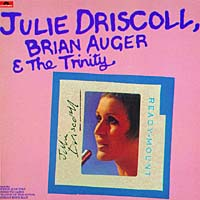 Обложка альбома «Driscoll, Auger And The Trinit» (Julie Driscoll, 1991)