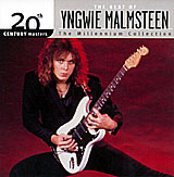 Обложка альбома «The Best Of Yngwie Malmsteen — 20th Century. Masters The Millenium Collection» (Yngwie Malmsteen, 2005)