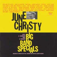 Обложка альбома «Big Band Special» (June Christy, ????)
