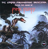 Обложка альбома «The London Philharmonic Orchestra» (Pink Floyd, 2000)