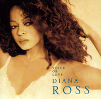 Обложка альбома «Voice Of Love» (Diana Ross, 1996)