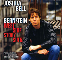 Обложка альбома «West Side Story Suite» (Joshua Bell. Bernstein, 2001)