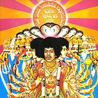 Обложка альбома «The Jimi Hendrix Experience. Axis. Bold As Love» (Jimi Hendrix, 1997)