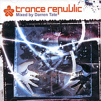 Обложка альбома «Trance Republic. Mixed By Darren Tate» (Darren Tate, 2005)