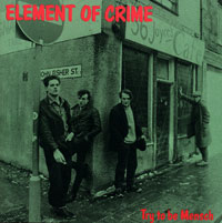 Обложка альбома «Try To Be Mensch» (Element Of Crime, 2006)