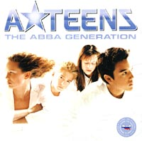 Обложка альбома «A Teens. The Abba Generation» (1999)