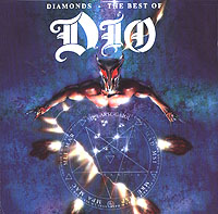 Обложка альбома «Dio. Diamonds.The Best Of Dio» (DIO, 2006)