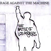Обложка альбома «The Battle of Los Angeles» (Rage Against the Machine, 1999)