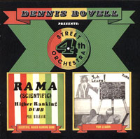 Обложка альбома «, 4th Street Orchestra. Scientific, Higher Ranking Dubb / Yuh Learn!» (Dennis Bovell, 2006)