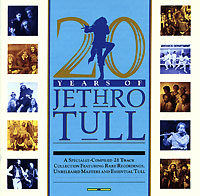 Обложка альбома «20 Years Of Jethro Tull» (Jethro Tull, 1988)