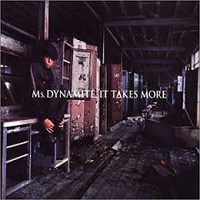 Обложка альбома «It Takes More» (Ms. Dynamite, 2006)