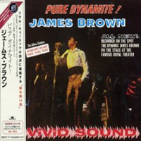 Обложка альбома «Pure Dynamite! Live At The Royal» (James Brown, 2006)