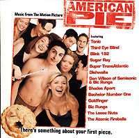 Обложка альбома «American Pie. Music From The Motion Picture» (1999)