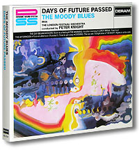 Обложка альбома «Days Of Future Passed. Deluxe Edition» (The Moody Blues, 2006)