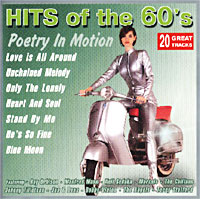 Обложка альбома «Hits Of The 60's. Poetry In Motion» (2001)
