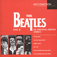 Обложка альбома «Disc 2. UK Original Albums. Stereo» (The Beatles, 2004)