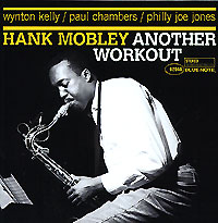 Обложка альбома «Another Workout» (Hank Mobley, 2006)