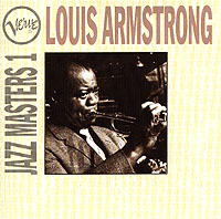 Обложка альбома «Jazz Masters 1» (Louis Armstrong, 1993)