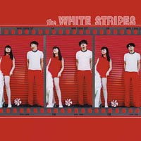 Обложка альбома «White Stripes» (The White Stripes, 2004)